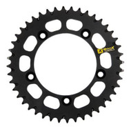 KTM65 SX REAR ALLOY BLACK SPROCKET 48T