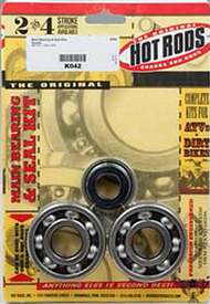 KTM65 SX HOT RODS MAIN BEARING KIT 2003-2008