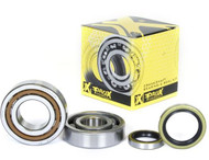 KTM 125 144 150 SX MAIN BEARING & CRANK SEALS KIT PROX 1998-2017