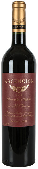 Ascencion Red Blend 2014