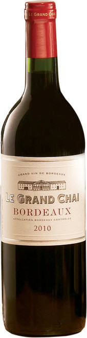 Le Grand Chai Bordeaux 2010