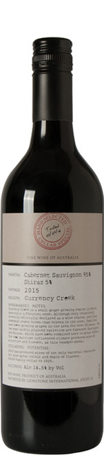 Hand Selected Cellar Special Currency Creek Cabernet Sauvignon Shiraz 2015