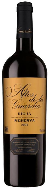 Altos de la Guardia Reserva Rioja 2005