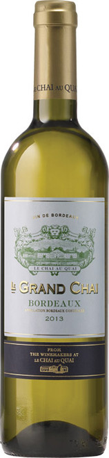 Le Grand Chai Bordeaux Blanc 2013