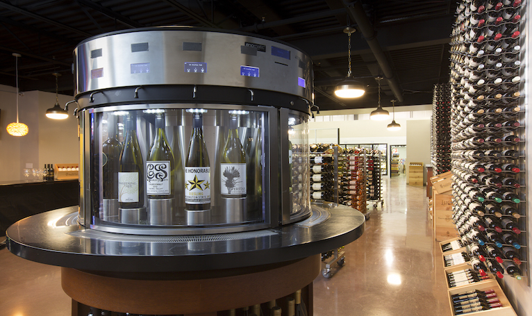 Automated wine tasting systems