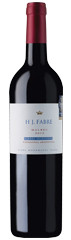 HJ Fabre Barrel Selection Patagonia Malbec 2013