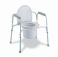 Medline 3-in-1 Commode (a.k.a. Bedside Commode)