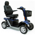 Pride Pursuit XL Scooter (4 wheel) Blue
