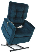 Pride Classic LC-10 Lift Chair *Shown in Pacific fabric