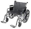 K7 Heavy-duty, Bariatric Manual Wheelchair Rental