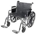 K7 Heavy-duty, Bariatric Manual Wheelchair Rental
