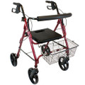"Roscoe Rollator w/ 8""  Removable Wheels"
