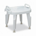 Medline Composite Plastic Bath Bench