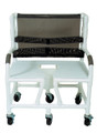 Medline Bariatric Shower Chair/Commode