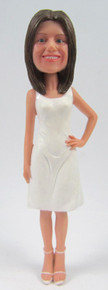 Beckie Cake Topper Figurine