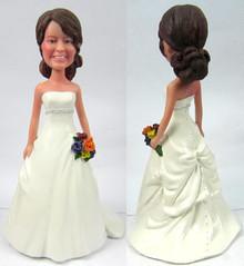 Casey Cake Topper Figurine