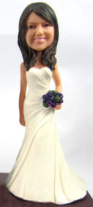 Cheryl Cake Topper Figurine