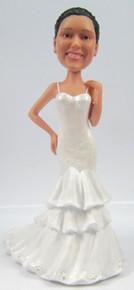 Hannah Cake Topper Figurine