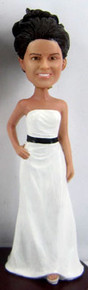 Shania Cake Topper Figurine