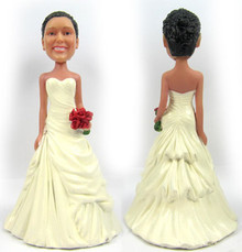Tia Cake Topper Figurine