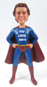 Super Sam Cake Topper Figurine
