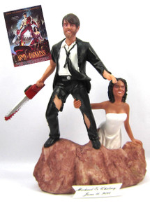 Army of Darkness Cake Topper
