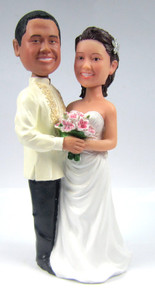 Fillipino Weding Cake Toppers