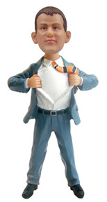 Real Peeps Cake Topper Male #20 - Clark Kent Pose