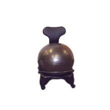 deluxe balance ball chair