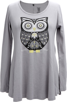 Retro Owl Tunic