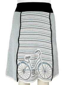 Bicycle 4-Panel Skirt