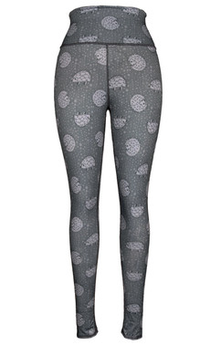 Hedgehogs & Roses Reversible Leggings