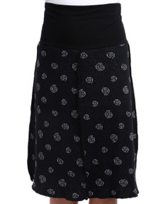 Swirl 4-panel Skirt
