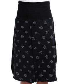 Swirl 4-panel Skirt