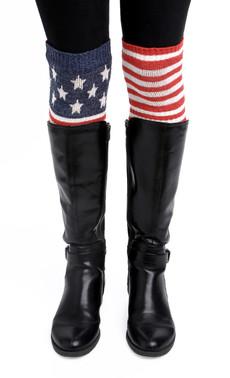 Americana Boot Cuffs