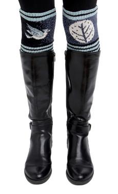 Mid Century Boot Cuffs