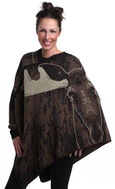 Moose Poncho