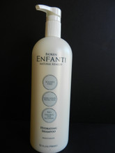 ENFANTI Natural Remedy Hair Shampoo A Must Have for those of us that wear Human Hair systems.