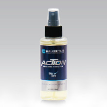 4.0 ounce spray. Perfect for both skin and hair system application. Fastest working to date!.