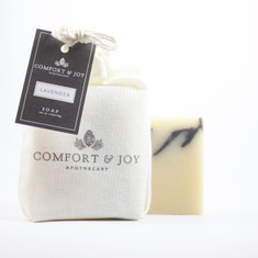 Lavender Coconut Milk Soap