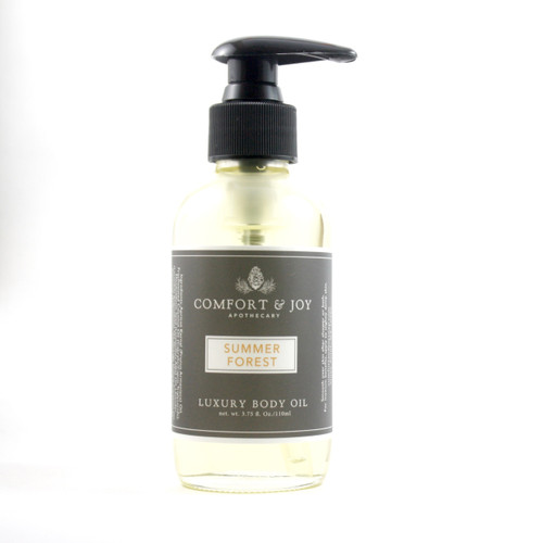 Summer Forest Body Oil
