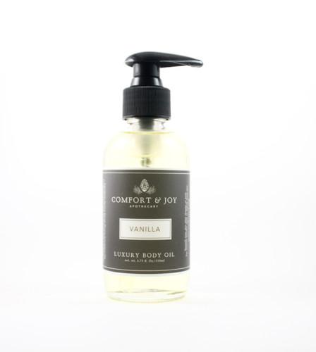 Vanilla Body Oil