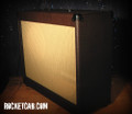 C-4 Custom 2x12 &quot;narrow panel&quot; black hardware