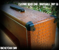 Custom head cabinet: Marshall JMP 50