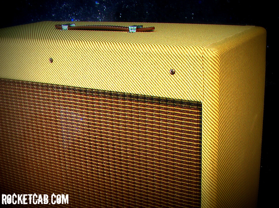 Twee 1x12 extension cabinet