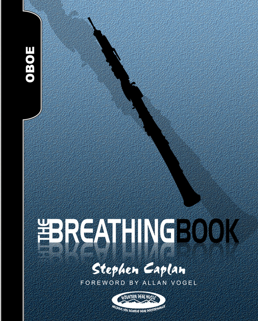 Breathing Book for Oboe