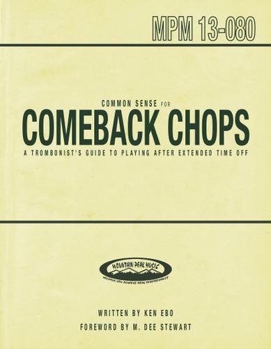 Common Sense for Comeback Chops