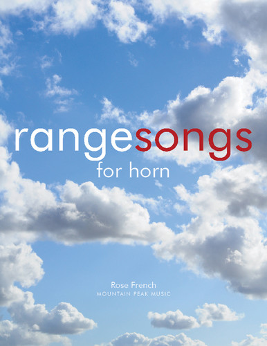 Rangesongs for Horn