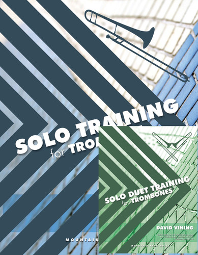 Solo Training for Trombone Bundle