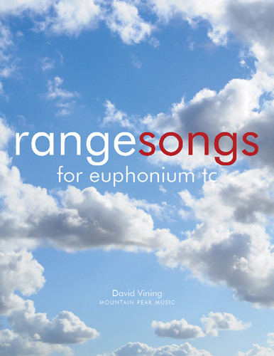 Rangesongs for Euphonium (TC)